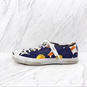 Jack Purcell Converse x Marimekko Floral Sneakers